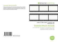 Capa do livro de Gransito Movie Awards