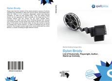 Buchcover von Dylan Brody