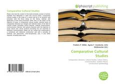 Bookcover of Comparative Cultural Studies