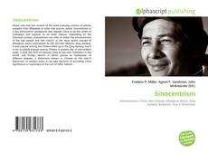 Bookcover of Sinocentrism