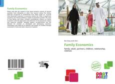 Bookcover of Family Economics