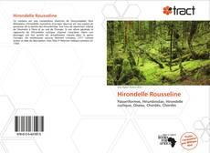 Hirondelle Rousseline的封面