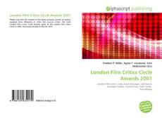 Обложка London Film Critics Circle Awards 2001