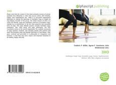 Buchcover von 3HO