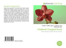 Couverture de Frederick Traugott Pursh