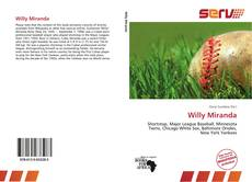 Willy Miranda kitap kapağı