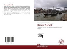 Capa do livro de Horsey, Norfolk