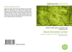 Bookcover of Adam Kennedy (actor)