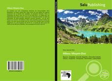 Bookcover of Hibou Moyen-Duc