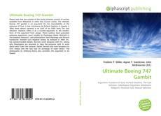 Capa do livro de Ultimate Boeing 747 Gambit