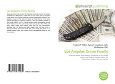 Los Angeles Crime Family kitap kapağı