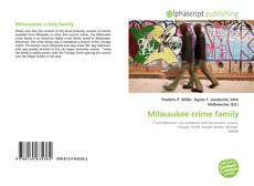 Milwaukee crime family kitap kapağı