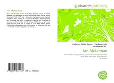 Bookcover of Ian McLennan
