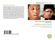 Morello crime family kitap kapağı