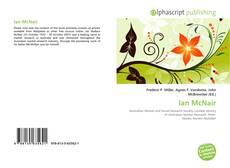 Buchcover von Ian McNair