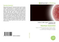 Bookcover of Martian Scientist