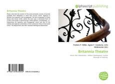 Bookcover of Britannia Theatre