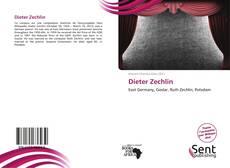 Обложка Dieter Zechlin