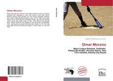 Capa do livro de Omar Moreno