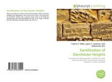 Capa do livro de Fortification of Dorchester Heights