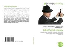 Copertina di John Patrick Looney