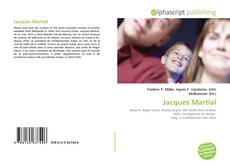 Bookcover of Jacques Martial