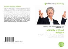 Bookcover of Morality without Religion