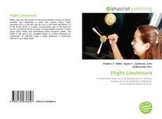 Flight Lieutenant kitap kapağı