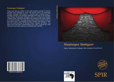 Bookcover of Staatsoper Stuttgart