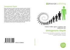 Capa do livro de Ontogenetic Depth