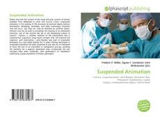Bookcover of Suspended Animation