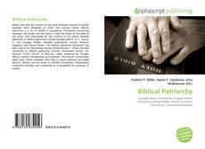 Borítókép a  Biblical Patriarchy - hoz