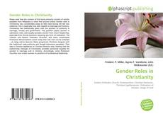 Bookcover of Gender Roles in Christianity