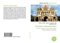 Copertina di Christian Libertarianism