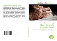 Capa do livro de Albert Einstein's Religious Views