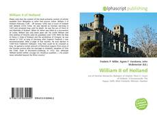 Copertina di William II of Holland