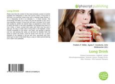 Bookcover of Long Drink
