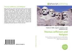 Capa do livro de Thomas Jefferson and Religion