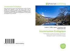 Bookcover of Insularisation Écologique