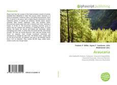 Buchcover von Araucaria