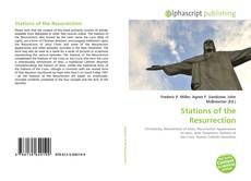 Bookcover of Stations of the Resurrection