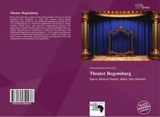 Theater Regensburg kitap kapağı