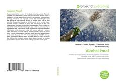 Bookcover of Alcohol Proof