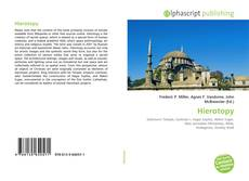 Bookcover of Hierotopy