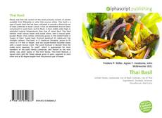 Bookcover of Thai Basil