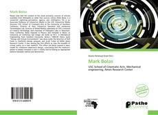 Copertina di Mark Bolas