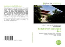 Bookcover of Buddhism in the Middle East