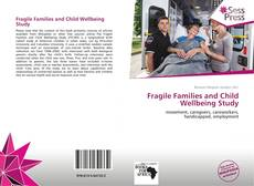 Buchcover von Fragile Families and Child Wellbeing Study