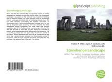 Portada del libro de Stonehenge Landscape