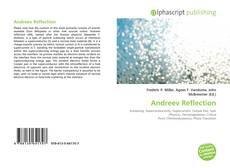 Обложка Andreev Reflection